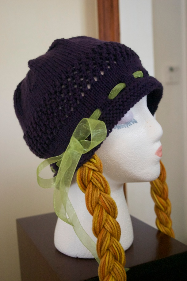 Rapunzel's Rampion Hat.