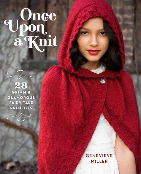 The cover has the Red Riding Hood I designed.