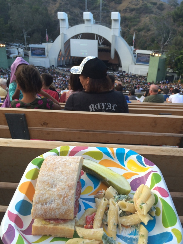 Dinner at the Bowl