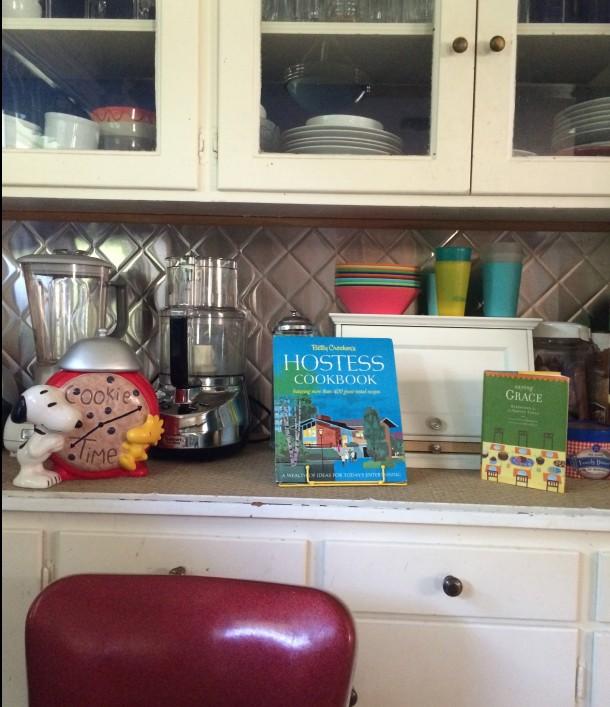 My favorite little corner of the kitchen