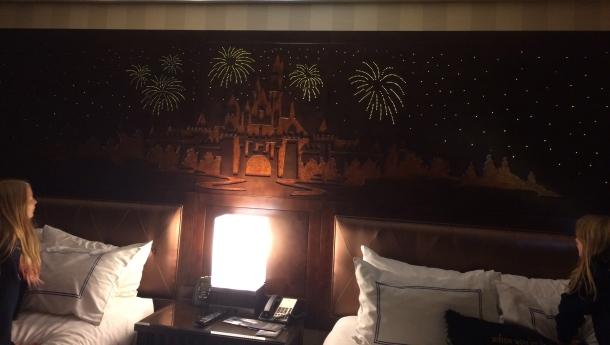 First time staying at the Disneyland Hotel