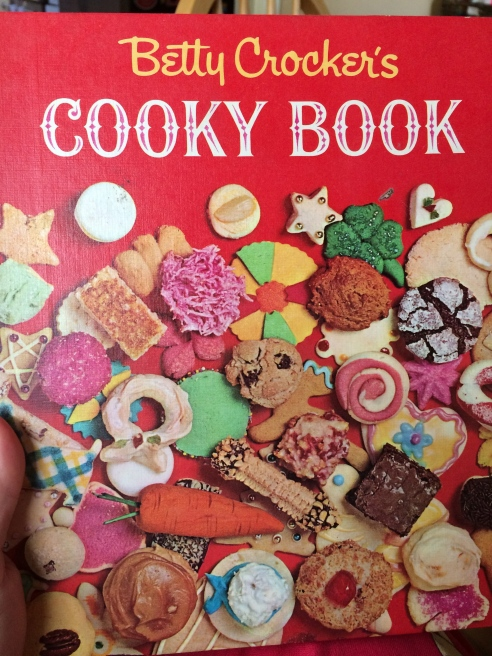 I'm both curious and scared to make the cookies in this book.