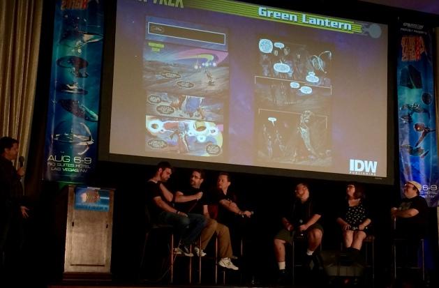 The comic panel