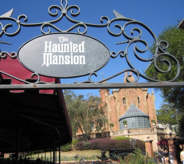 FL Haunted Mansion
